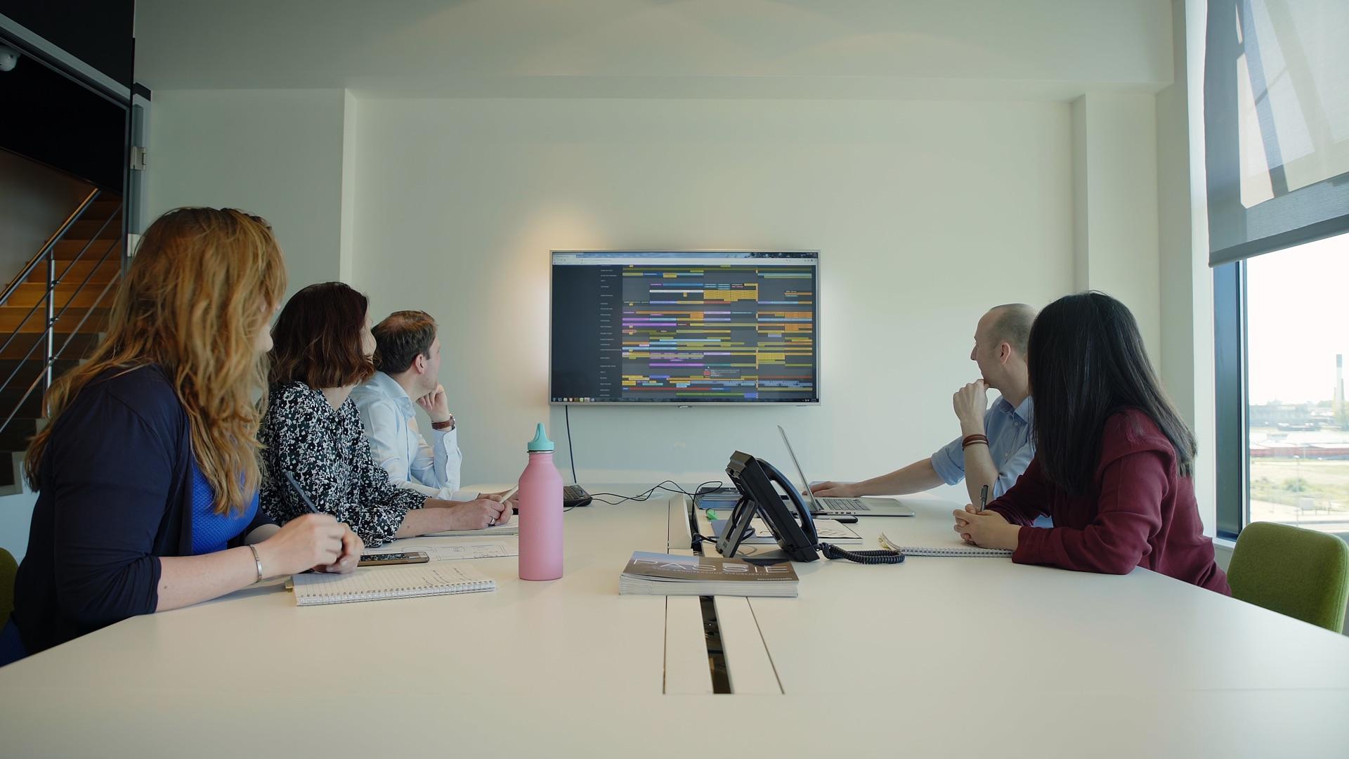 Beeldenfabriek - Immer orientiert an den neuesten Entwicklungen. Immer auf der Suche nach den besten Talenten.