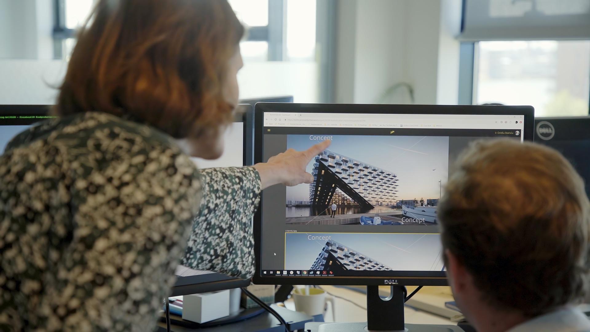 Beeldenfabriek - Met veel passie creëren wij architectuur visualisaties van nog te realiseren woningen.